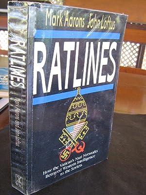Ratlines: Mark Aarons & John Loftus
