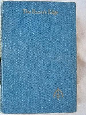 The Razors Edge: W Somerset Maugham