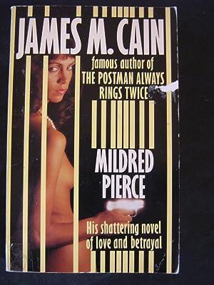 Mildred Pierce: James M Cain