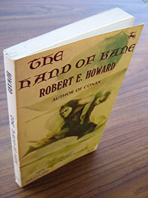 The Hand of Kane: Robert E Howard