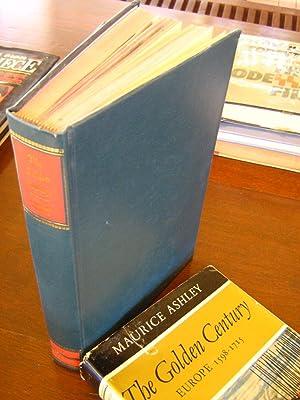 The Golden Century: Maurice Ashley
