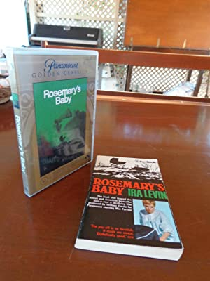 Rosemary's Baby (comes with dvd copy of: Ira Levin