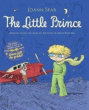 The Little Prince Graphic Novel: Antoine de Saint-Exupéry