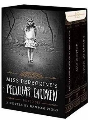 Miss Peregrine'S Peculiar Children Boxed Set: Riggs, Ransom