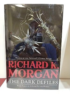 The Dark Defiles (Hardcover): Morgan, Richard K.