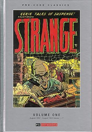 Strange Fantasy - Volume One - Bookshop Edition