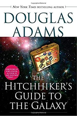 Hitchhiker's Guide to the Galaxy: Douglas Adams