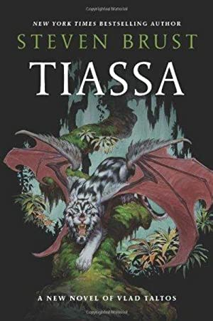 Tiassa (Vlad Novel #13) (Signed)