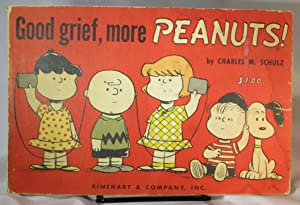 Good Grief, More Peanuts (Signed)