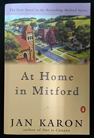 At Home In Mitford (The Mitford Years,: Jan Karon