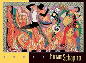 Miriam Schapiro Notecards.[With 20 Envelopes]: Miriam Schapiro