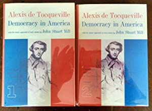Alexis De Tocqueville Democracy in America (2Volume Set)