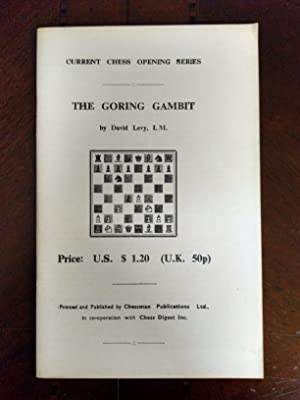 The Goring Gambit: David Levy