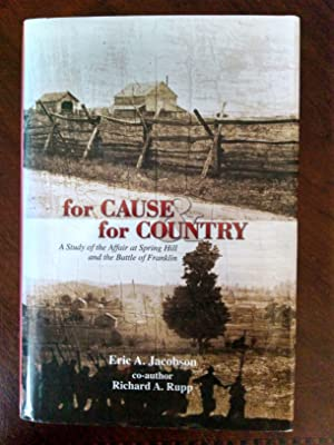 For Cause & For Country(SIGNED)