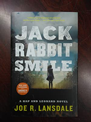 Jackrabbit Smile SIGNED