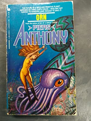 Orn (Of Man and Manta, No. 2): Anthony, Piers