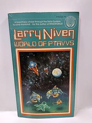 World of the Ptavvs: Niven, Larry