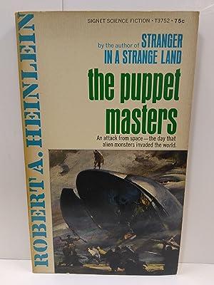 The Puppet Masters: Robert A. Heinlein