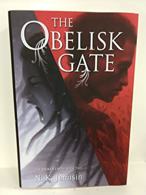 The Obelisk Gate - SIGNED