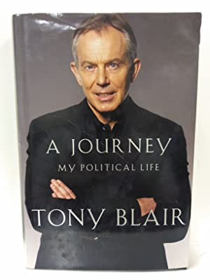 A Journey: My Political Life (SIGNED)