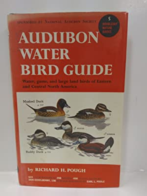 Audubon Water Bird Guide (SIGNED)