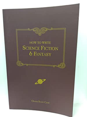 How to Write Science Fiction Fantasy