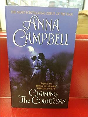 Campbell Anna Claiming Courtesan Abebooks