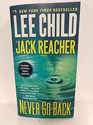 Never Go Back (Jack Reacher)