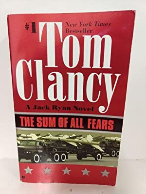 Tom Clancy The Sum Of All Fears Seller Supplied Images Abebooks