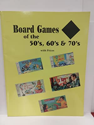 Board Games of the 50'S, 60'S, 70's