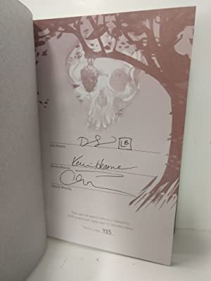 Death & Honey (SIGNED)