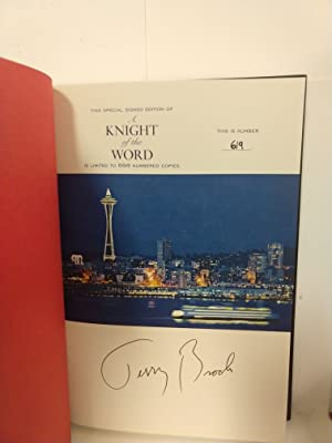 A Knight of the World (SIGNED)