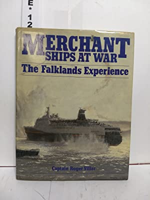 Merchant Ships at War: The Falklands Experience (SIGNED)