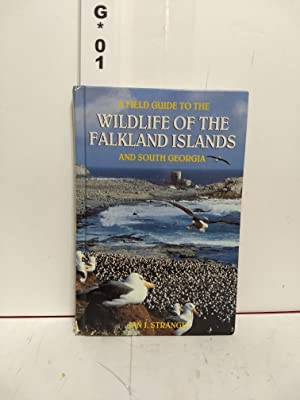 Collins Field Guide to the Wildlife of the Falkland Islands and South Georgia (SIGNED)