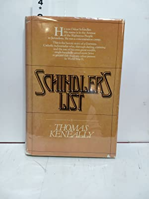 Schindler's List (SIGNED)