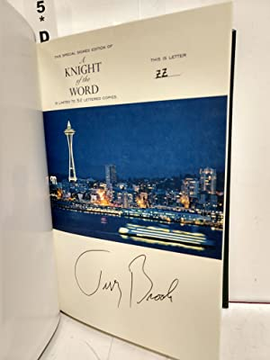 A Knight of the World (SIGNED Lettered Edition)