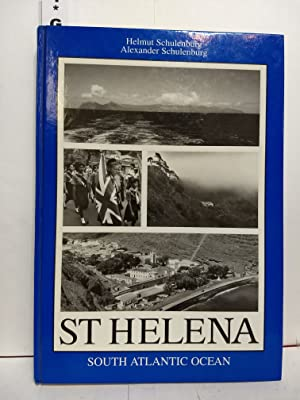St. Helena, South Atlantic Ocean (SIGNED)