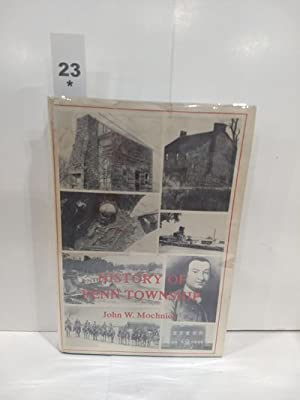 History of Penn Township (SIGNED)