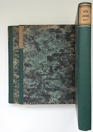Handbuch der Anorganischen Chemie. Aluminium. Gesamtausgabe: E. Pietsch, W.