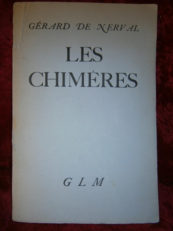 LES CHIMERES NERVAL Gérard de [Fine] [Softcover] (bi_11119685411) photo