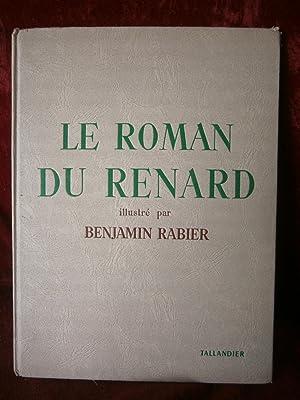 LE ROMAN DU RENARD: RABIER Benjamin