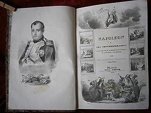 NAPOLEON Y SUS CONTEMPORANEOS - RASGOS DE VALOR , DE HEROISMO , DE CLEMENCIA , DE GRANDEZA Y DE ...