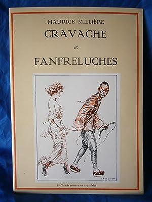 CRAVACHE ET FANFRELUCHES ( EROTIQUE / FLAGELLATION: MILLIERE Maurice