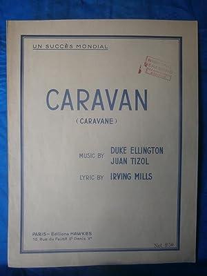 1937 . GRANDE PARTITION 24 x 32: DUKE ELLINGTON /