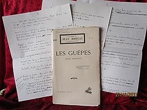 """LES GUËPES """" REVUE MENSUELLE , SATIRIQUE: BERNARD Jean-Marc ["""