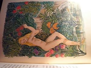 DAPHNIS ET CHLOE: LONGUS Illustrations de Suzanne BALLIVET