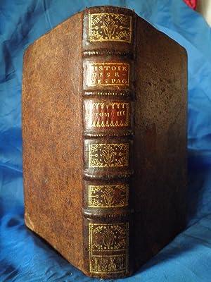 HISTOIRE DES REVOLUTIONS D ' ESPAGNE. Tome III: DUPIN Louis - Ellies