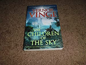 The Children of the Sky (Zones of Thought)-UNCORRECTED ADVANCE READING COPY