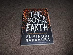 The Boy in the Earth-ADVANCE UNCOPYEDITED EDITION