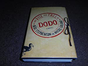 The Rise and Fall of D.O.D.O.: A Novel-ADVANCE READER'S EDITION